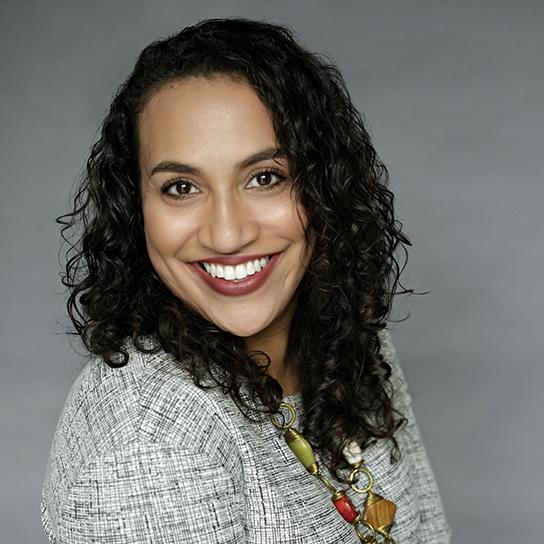 Headshot of Christina Liciaga