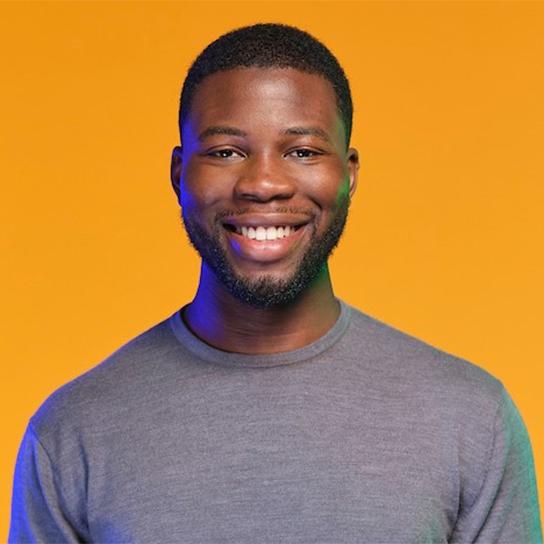 Headshot of Toib Olomowewe