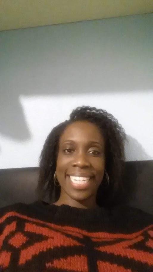 Edleen smiling